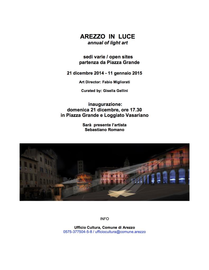 ArezzoInLuce
