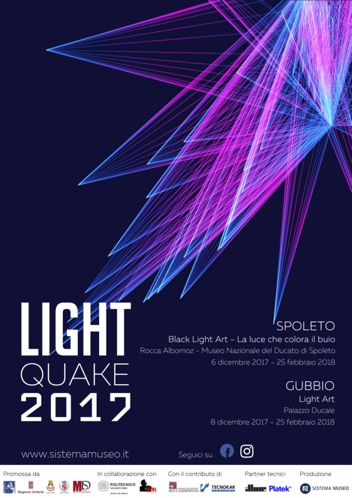 LIGHTQUAKE 2017