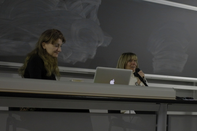 Monika Moro, Laura Galloni