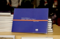 "Presentazione libro ""Light Art in Italy 2013"""