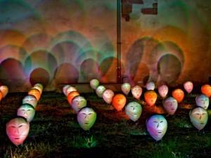 Bwindi Light Masks - Richi Ferrero