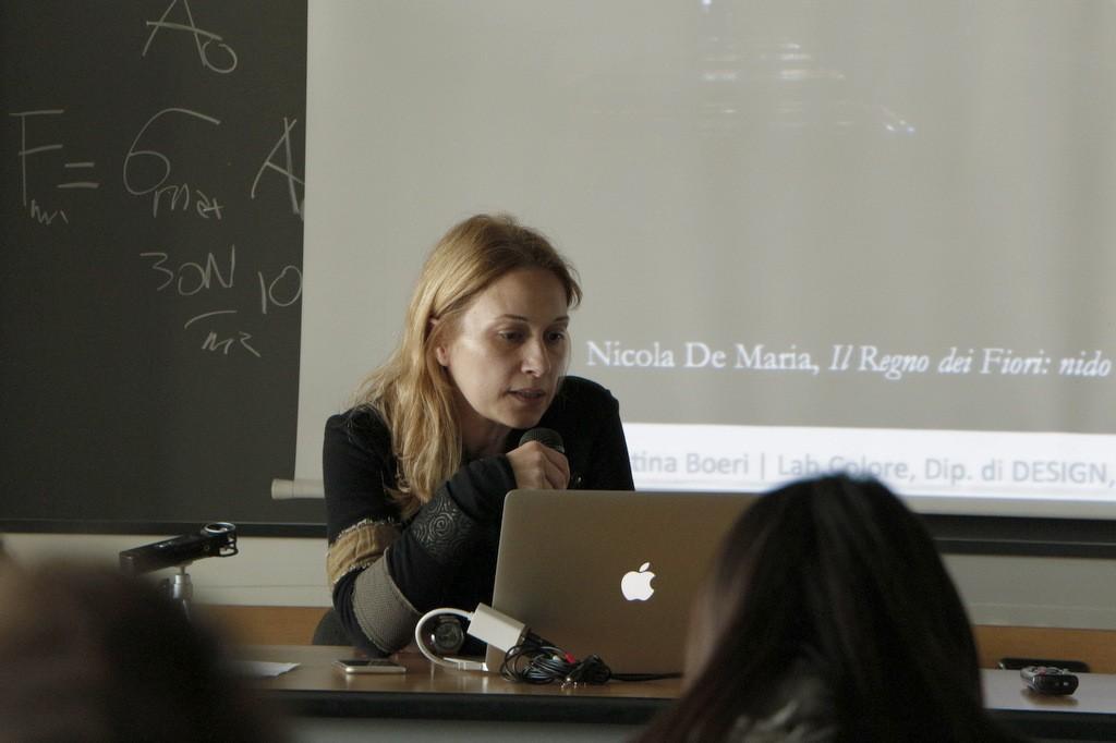 Cristina Boeri