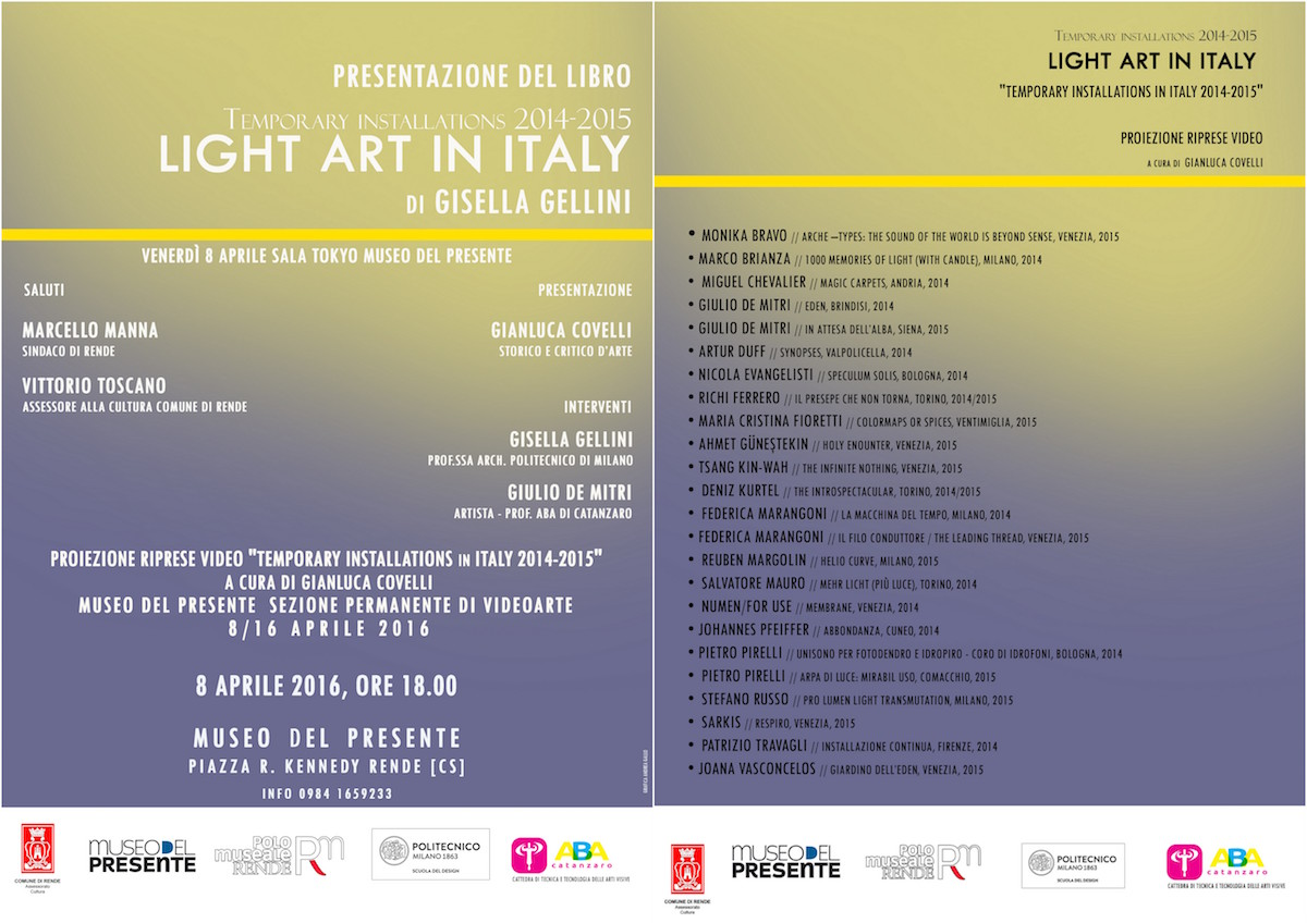 lightartitaly-museopresente