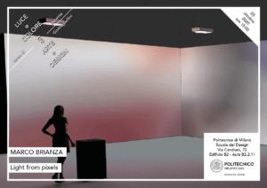 Luce e Colore tra Arte e Design   Lezione 20 ottobre 2020   Marco Brianza