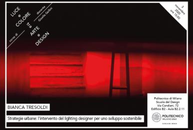 Luce e Colore tra Arte e Design | Lezione 3 novembre 2020 | Bianca Tresoldi