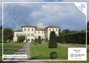Luce e Colore tra Arte e Design   Lezione 28 settembre 2021   Villa e Collezione Panza