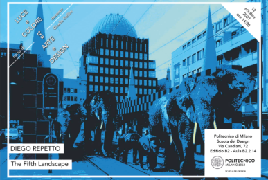Luce e Colore tra Arte e Design | Lezione 12 ottobre 2021 | Diego Repetto