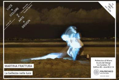 Luce e Colore tra Arte e Design | Lezione 12 ottobre 2021 | Martina Frattura